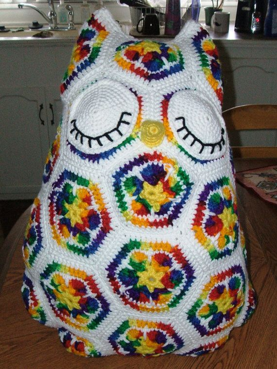 936 best African Flowers - Granny Square images on Pinterest ...