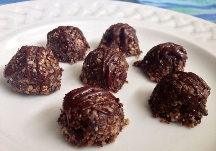 Chocolate Coconut Energy Bite | Tested and Approved | Pinterest ...