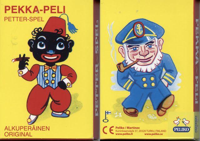 Piirtäjän tunnustuksia: Musta Pekka -kortit piirsi Bo Bjurström