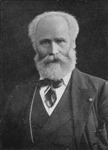 """American Socialism was based on an ideology known today as """"democratic socialism"""". The movement had the eventual goal of giving control of the means of production to the working class, and, in particular, to transfer ownership of major industries to their respective employees, relinquishing """"capital to those who create it"""". ~~ pic of James Keir Hardie was an early democratic socialist, who founded the Independent Labour Party in Great Britain"""