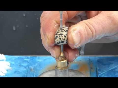 Heilsteine Edelsteine, Seeglas, Keramik bohren lassen 8117 | Sunsara Traumsteinshop - Heilsteine und Edelsteine kaufen - Esoterik und Schmuck Shop