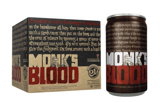 21st Amendment's Monk's Blood Back For A Limited Time