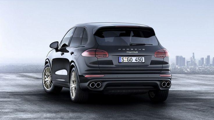 Porsche Cayenne Platinum Edition, más exclusividad a un precio contenido - http://www.actualidadmotor.com/porsche-cayenne-platinum-edition/