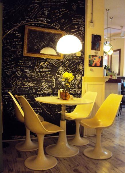 Café de la Luz: inspirador, delicioso y con Mini-Marías Fontaneda