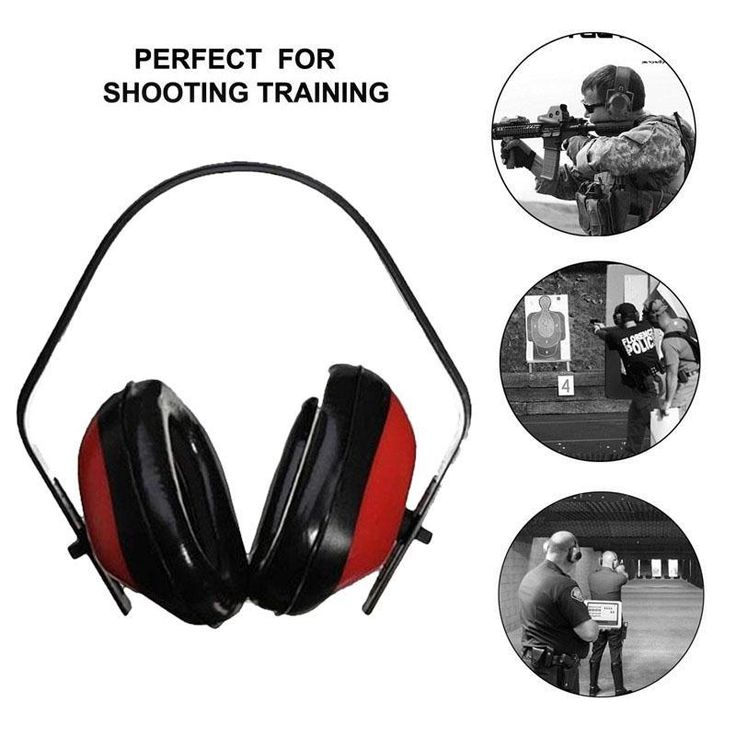 Ear Protector Soundproof Earmuffs for Shooting, Hunting, Noise Reduction and Hearing Protection (Ear Protector) Click the pic to buy yours here!