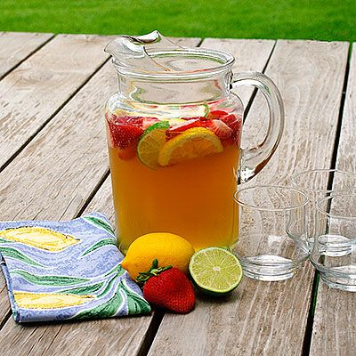 Non-Alcoholic Sangria from Real Mom Kitchen