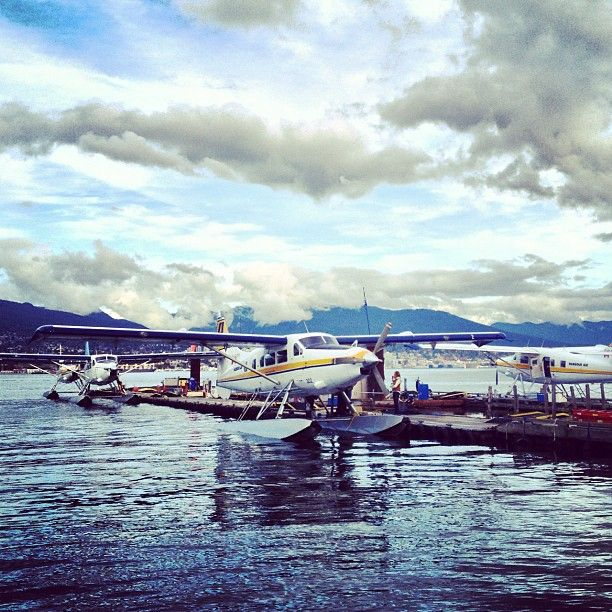 Harbour Air Seaplanes / Westcoast Air