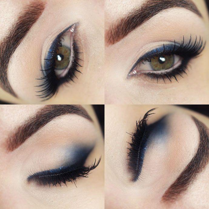 Tutorial – maquiagem da Lady Gaga no Globo de Ouro