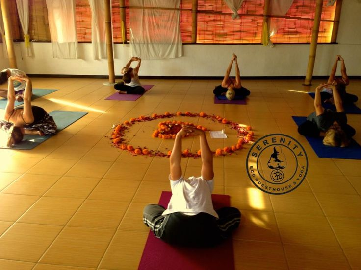 Serenity Eco Guesthouse and #Yoga Center #Indonesia