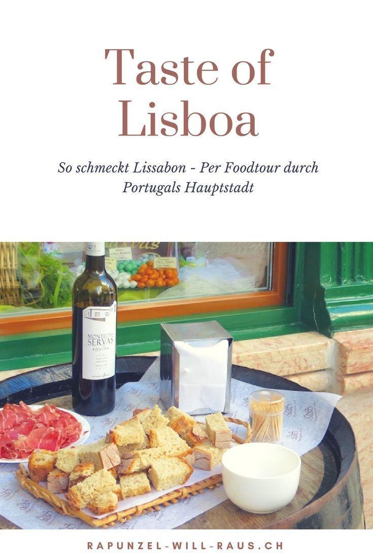"""Essen ist was vom besten auf Reisen! In Portugal ist das nicht anders. Hier gibts mein Review zur Food-Tour """"Taste of Lisboa"""". Lecker...!"""
