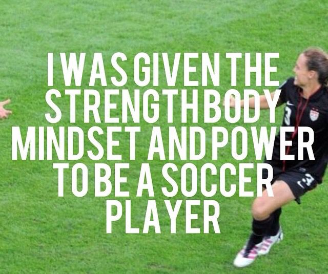Quotes About Soccer Girls: Best 25+ Inspirational Soccer Quotes Ideas On Pinterest