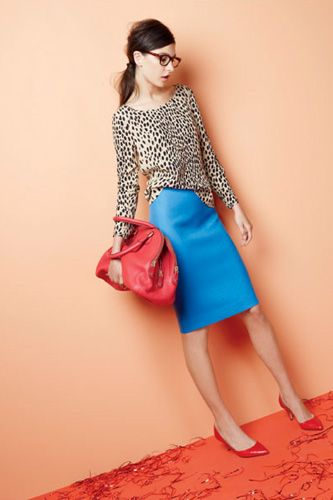 J.Crew: Style, Red Shoes, J Crew, Colors, Animal Prints, Pencil Skirts, Leopards Prints, Work Outfits, Jcrew