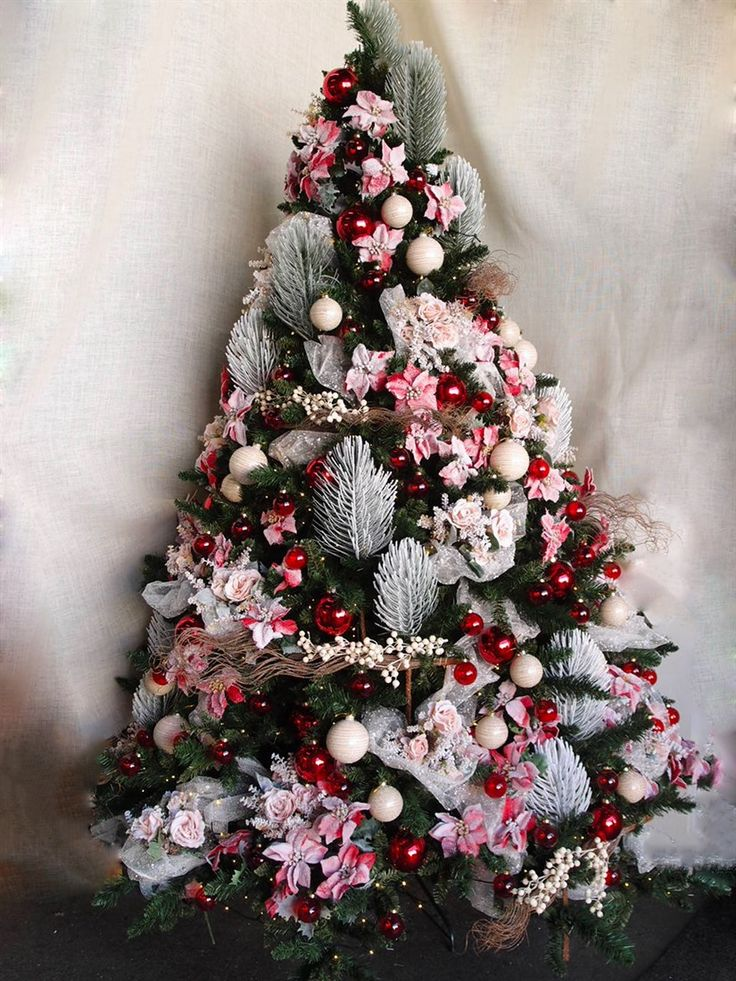 32 best idee creative addobbi albero di natale images on for Obi albero di natale