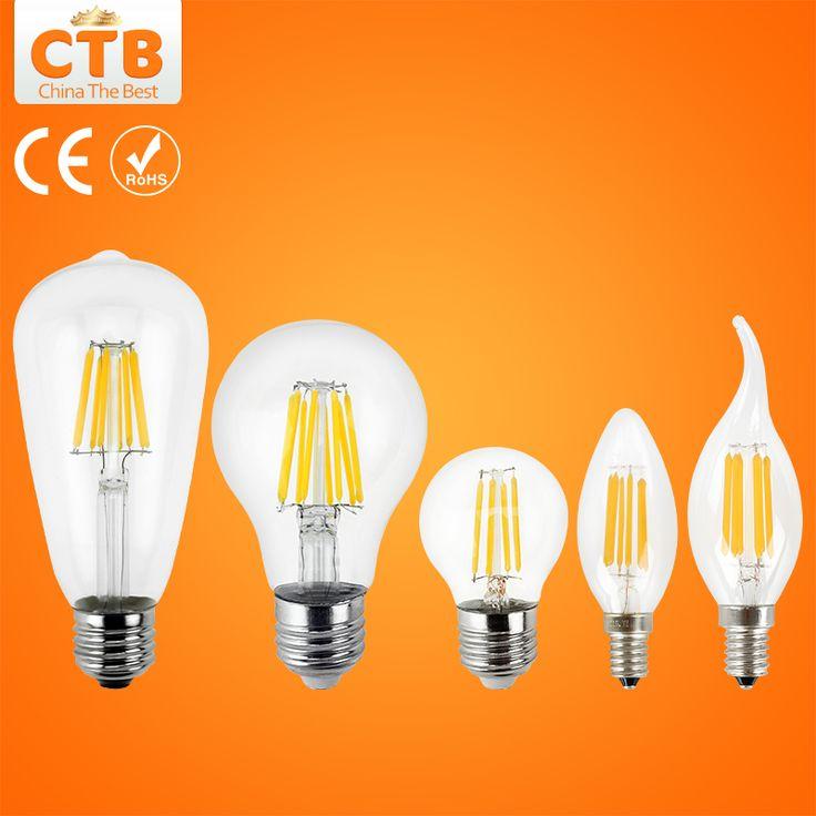 $9.29 (Buy here: https://alitems.com/g/1e8d114494ebda23ff8b16525dc3e8/?i=5&ulp=https%3A%2F%2Fwww.aliexpress.com%2Fitem%2F10Pcs-LED-Lamp-220V-E27-E14-LED-Filament-Light-Lamp-2W-4W-6W-8W-Vintage-Edison%2F32781839616.html ) 10Pcs LED Lamp 220V E27 E14 LED Filament Light Lamp 2W 4W 6W 8W Vintage Edison Bulb Candle Glass Led Specialty Decorative Light for just $9.29