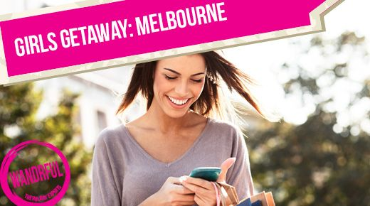 Text Messages From A Girls Holiday in Melbourne