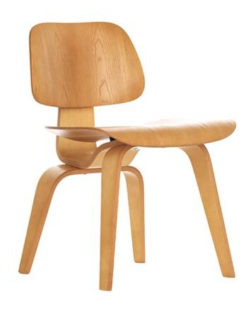 DCW plywood chair | Eames