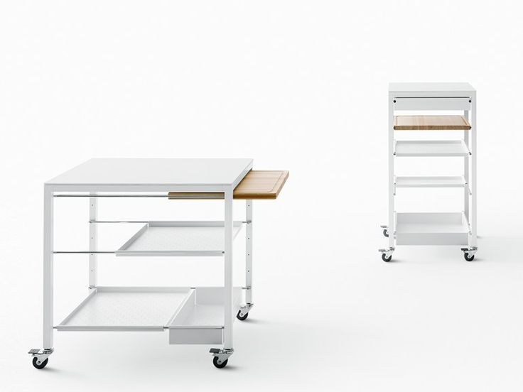 HELSINKI Carrito by Desalto diseño CARONNI