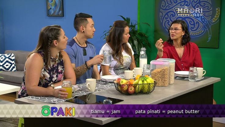 This brand new Māori language series, hosted by Pānia Papa, uses a range of language learning techniques, games, music and activities in te reo Māori, to...