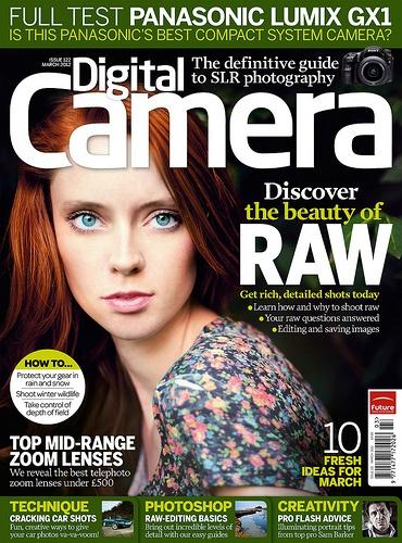 Digital Camera World Magazine Cover Issue #122 March Discovery Latest Digital Video Cameras! http://photocameracamcorders.com/category/digital-cameras/