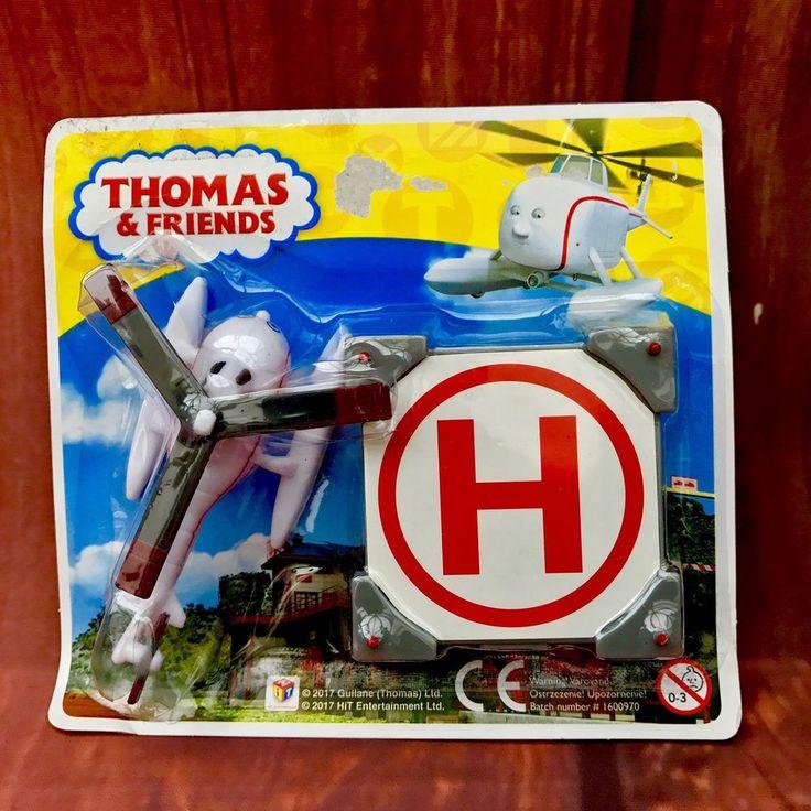 Thomas & Friends Harold The Helicopter & Landing Base helipad  New & Sealed 2017