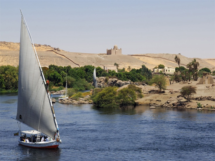 Nile Cruise through the Nile Valley and Valley of Kings!
