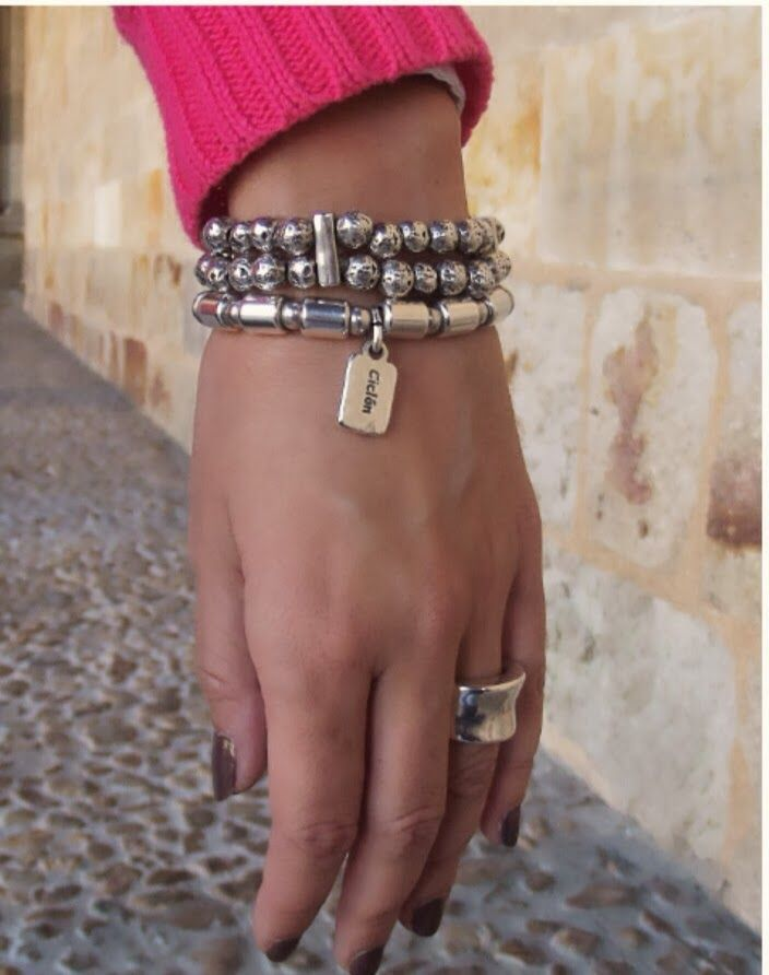 Victim of my closet: Elephant Ciclón #bracelet #jewellery