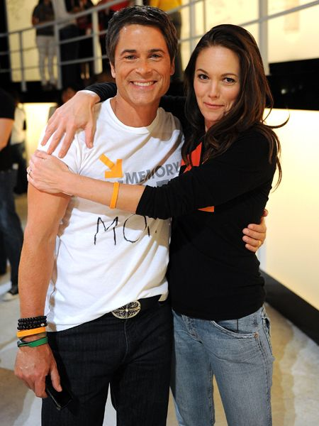 diane lane and rob lowe (Sodapop and Cherry from The Outsiders)