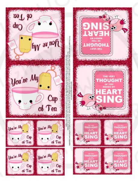 cutevalentinesayingssayingsforkids - Valentines Sayings For Kids