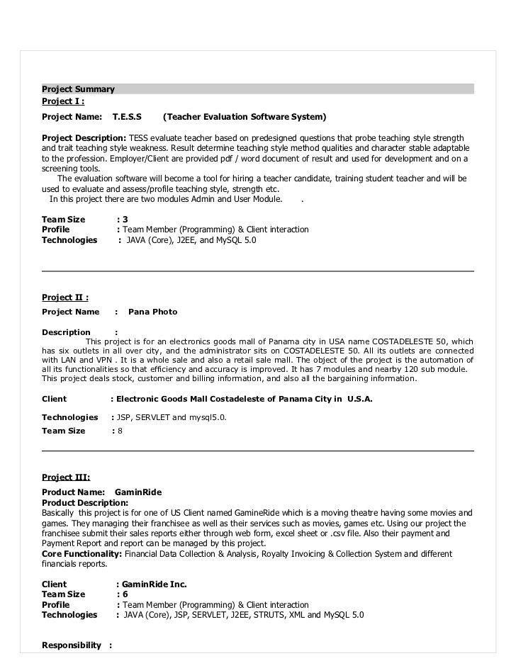 Allfinance Zone Resume Sample Core Java Developer Resume Java Technical Lead 1ce477bb Resumesample Resumefor Resume Software Resume Format Resume Examples
