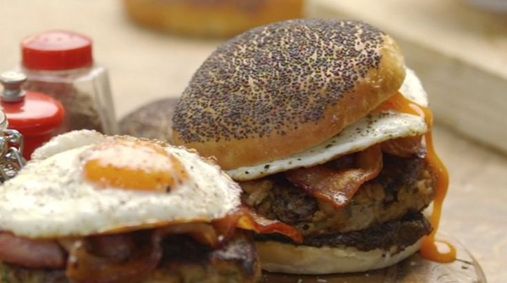 The Blackpool Breakfast Bap - The Fabulous Baker Brothers