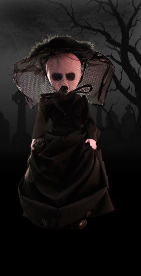 Living Dead Dolls Series 29: The Girl In Black #LivingDeadDolls…