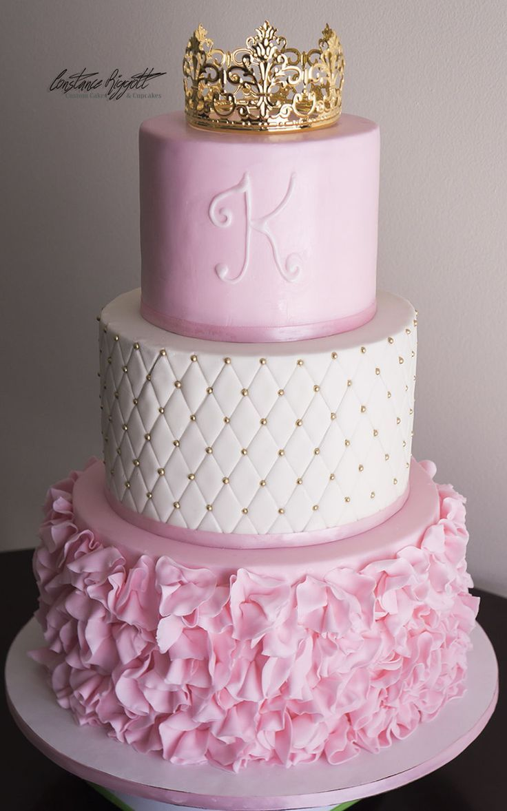 Princess Baby Shower Cake Baby Shower Cakes Girl Princess Baby