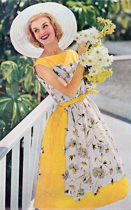 1950's Casual Dress <3
