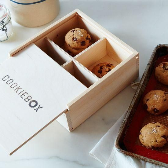 Cookie delivery du jour. #makesomeonesday #cookies #sharing #best #food52shop