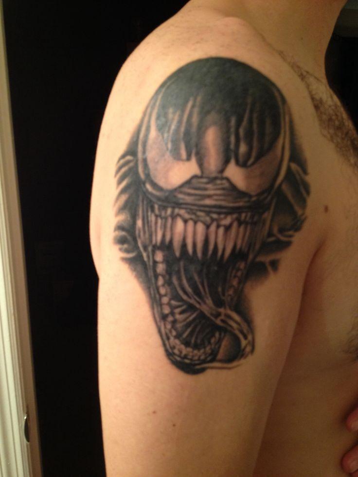 Venom Tattoo Designs: Venom Tattoo, Tattoos, Journal Entries