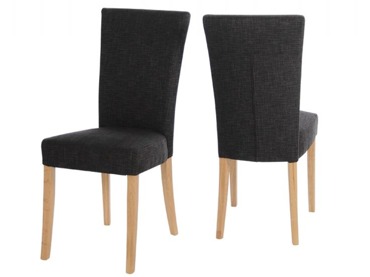 Best Fabric Dining Chairs Images On Pinterest Fabric Dining