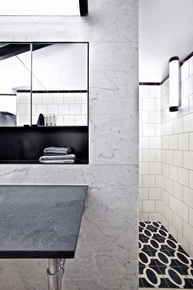 black u0026 white bathroom carrera marble graphic black u0026 white floor tiles standard