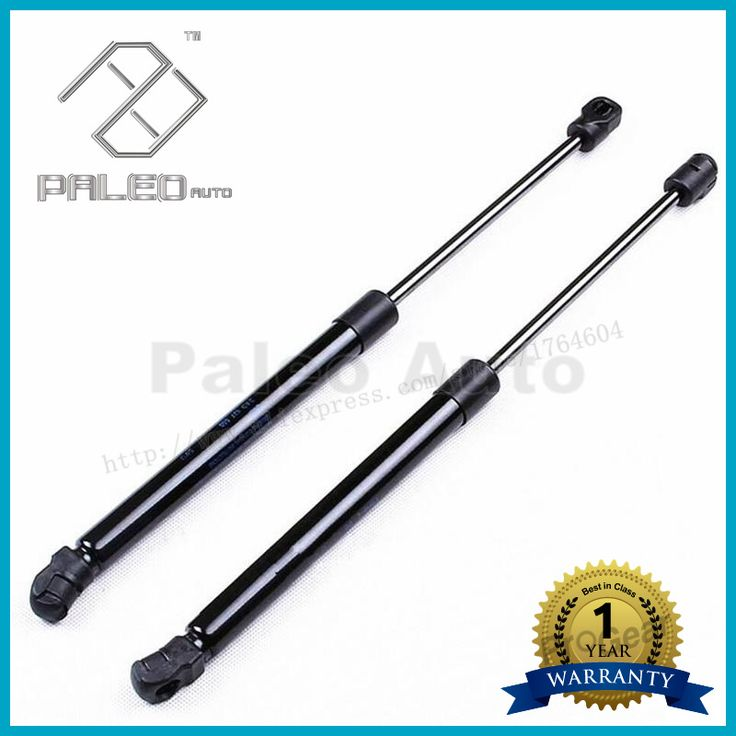 2PCS Free Shipping For VW Polo Classic 2004 2005 2006 Vento 2002 2003 2004 2005 Pair of New Bonnet Strut Shock Gas Spring