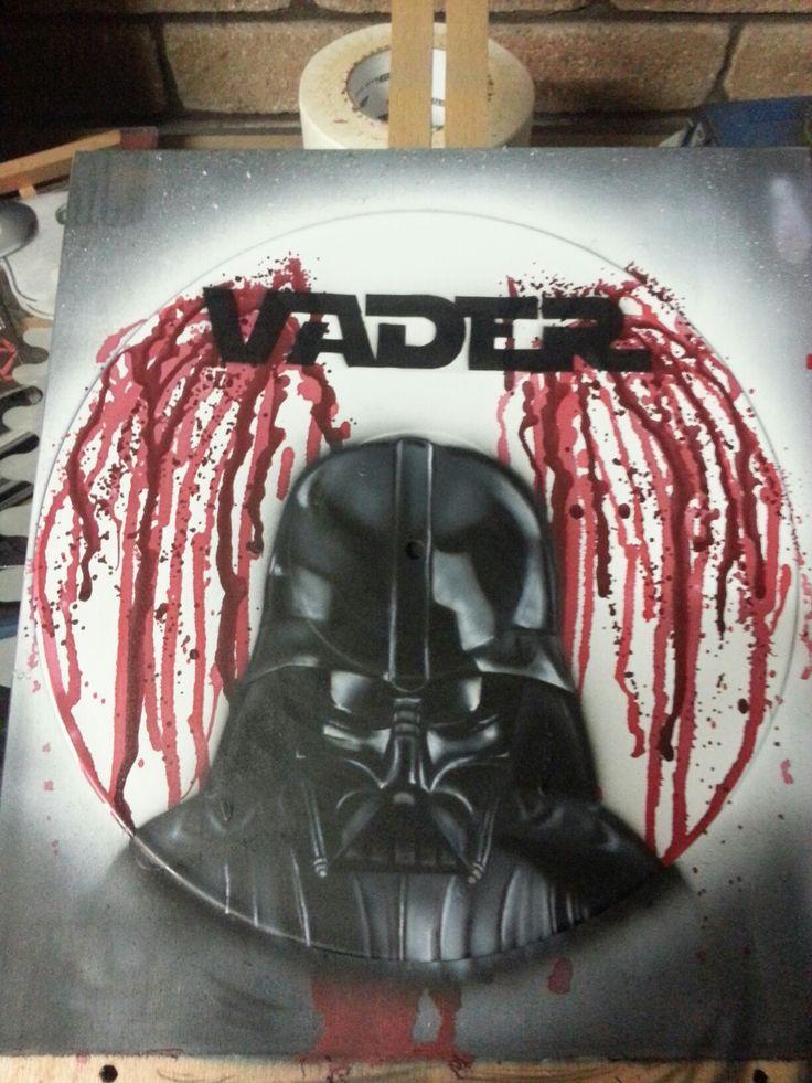 Darth Vader Vinyl Record