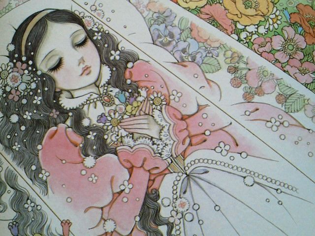 Snow White by Mr. Takahashi Macoto