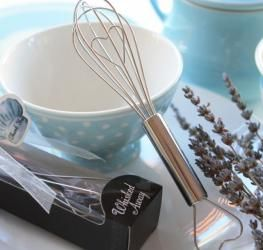 Whisked Away Miniature Whisk Favour