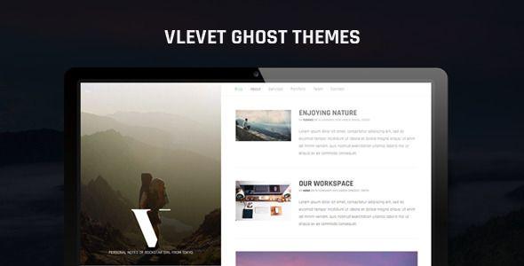 Vlevet Traveler Ghost Theme