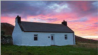 Morrisons+Cottage,+Kirtomy.+Op+noordkust+500++Vakantieverhuur in Kirtomy van…