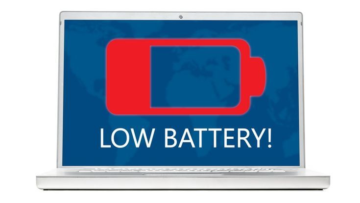 Your browser could be draining your laptop's battery – #Abstract #Art #battery #browser #Design