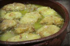 Rape en Salsa, deliciosa receta de pescado - El Aderezo - Blog de Recetas de Cocina