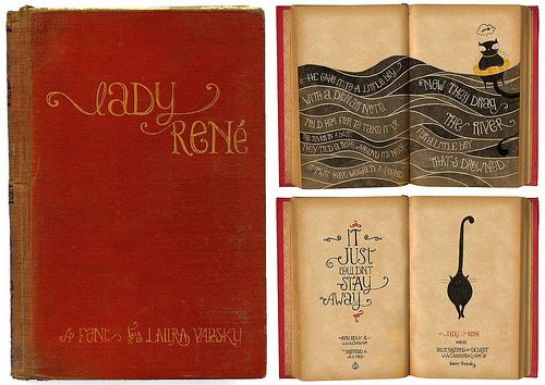 Ale Paul, 2010, Lady René - New Sudtipos release, 11 April 2016, <https://flic.kr/p/87hYoV>.