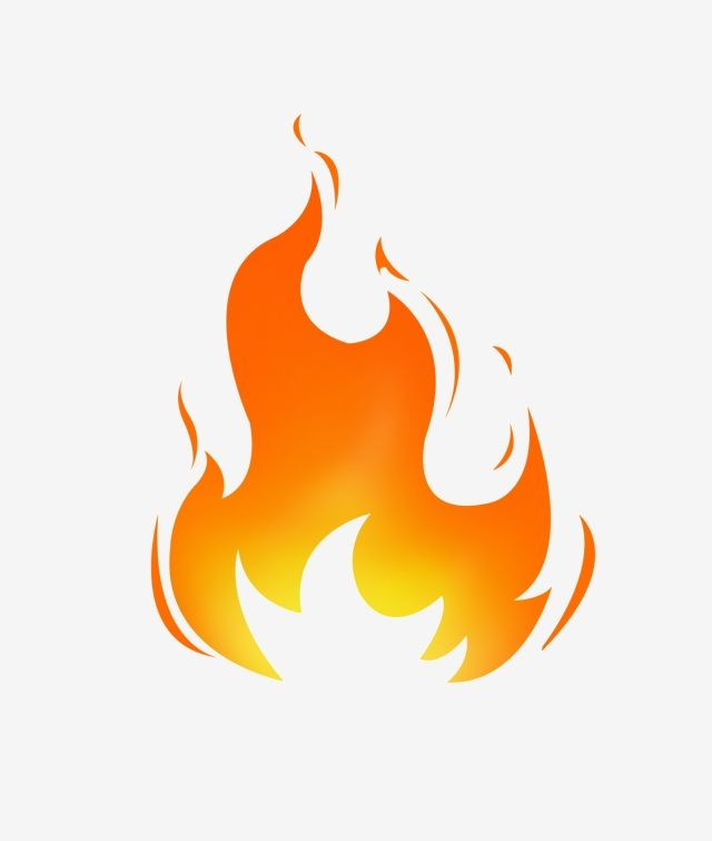 Red Burning Flame Fire Flame Is Simple And Flat Red Flame Fire Png Transparent Clipart Image And Psd File For Free Download Light Background Images Art Logo Background Images