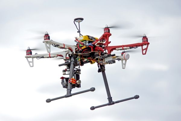 DJI F550 Flamewheel - @aviatrek https://twitter.com/aviatrek and on Pinterest - UAV Drone Group International https://www.pinterest.com/uavdronegroup/
