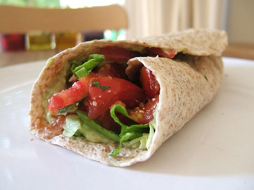 How to Make Sandwich Wraps in 11 Steps