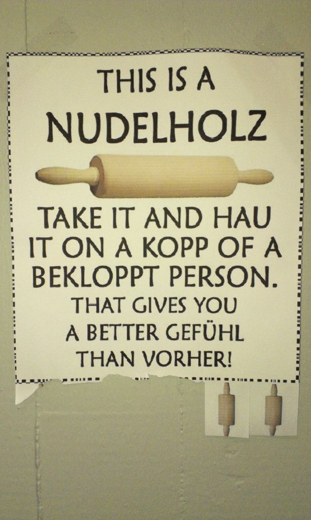 This is a Nudelholz.....